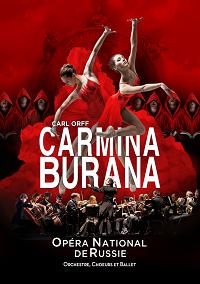 Carmina Burana  Mercredi 22 Décembre 2021 – 20h