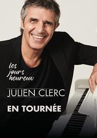 Julien Clerc Vendredi 28 Janvier 2022 – 20h