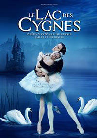 Le Lac des Cygnes  Mardi 5 Avril 2022- 20h