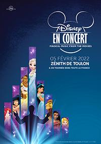 Disney en Concert  Samedi 5 Février 2022- 20h